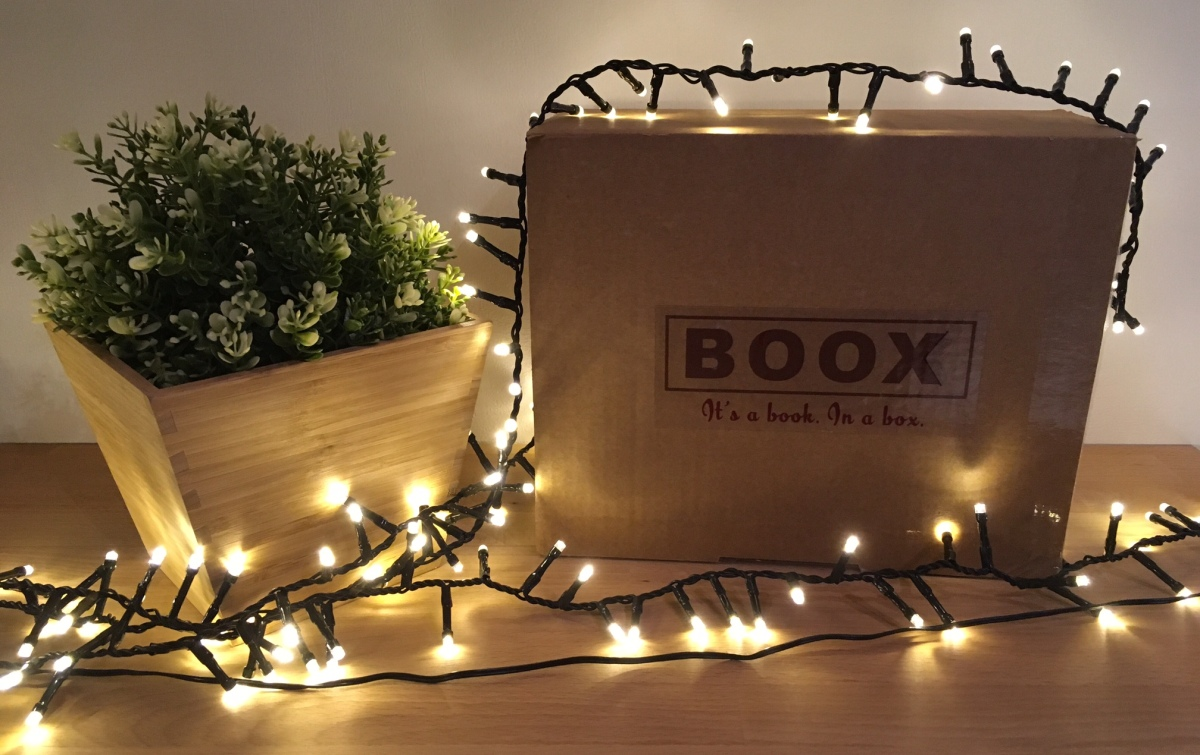 Unboxing: Boox januarithriller
