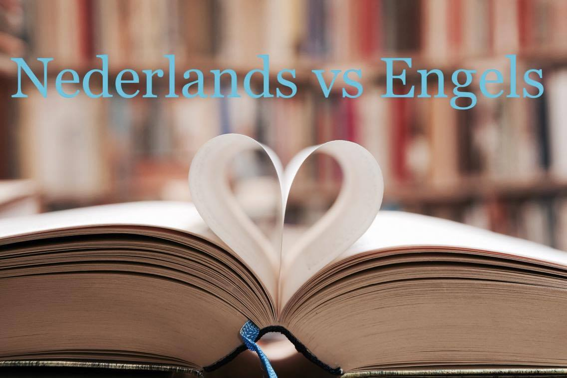 Covers: Nederlands versus Engels(#25)