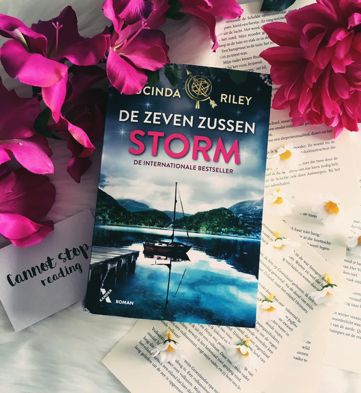 De Zeven Zussen: Storm – LucindaRiley