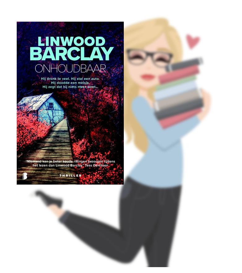 Onhoudbaar – Linwood Barclay(Marloes)
