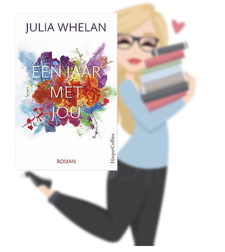 Een jaar met jou – Julia Whelan(Marloes)