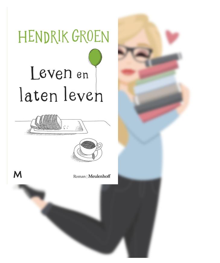 Leven en laten leven – Hendrik Groen(Marloes)