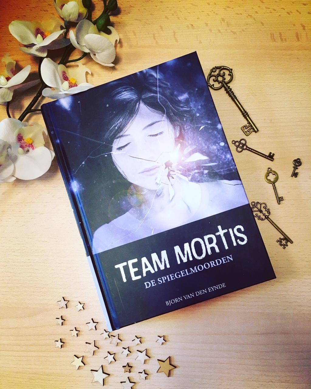 Team Mortis 7: De spiegelmoorden – Bjorn Van denEynde