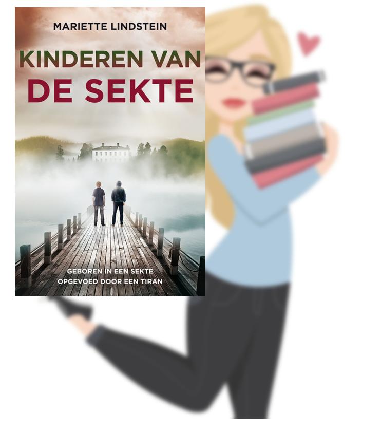 Kinderen van de sekte – Mariette Lindstein(Marloes)