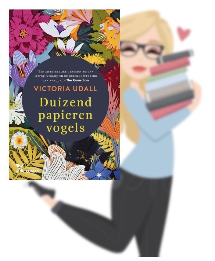 Duizend papieren vogels – Victoria Udall (Marloes &Valérie)