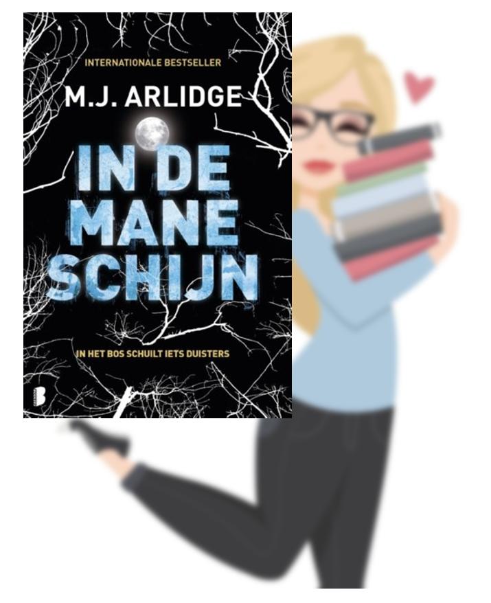 In de maneschijn – M.J. Arlidge(Marloes)