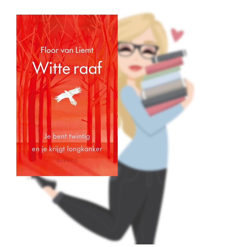 Witte raaf – Floor van Liemt(Marloes)