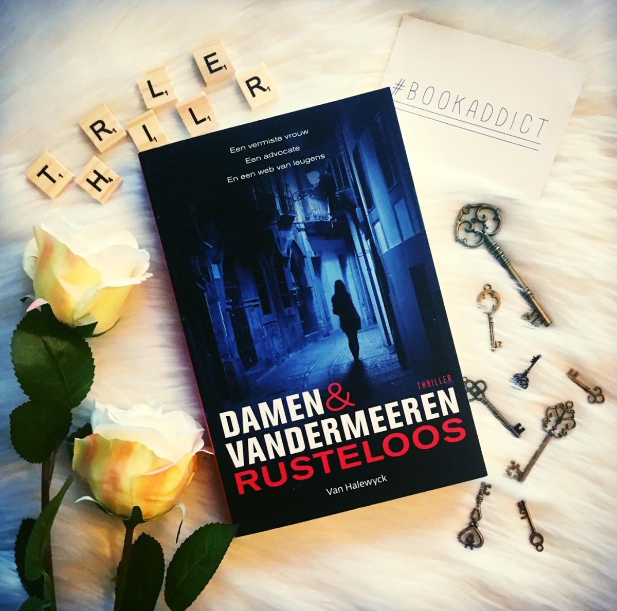 Rusteloos – Walter Damen & HildeVandermeeren