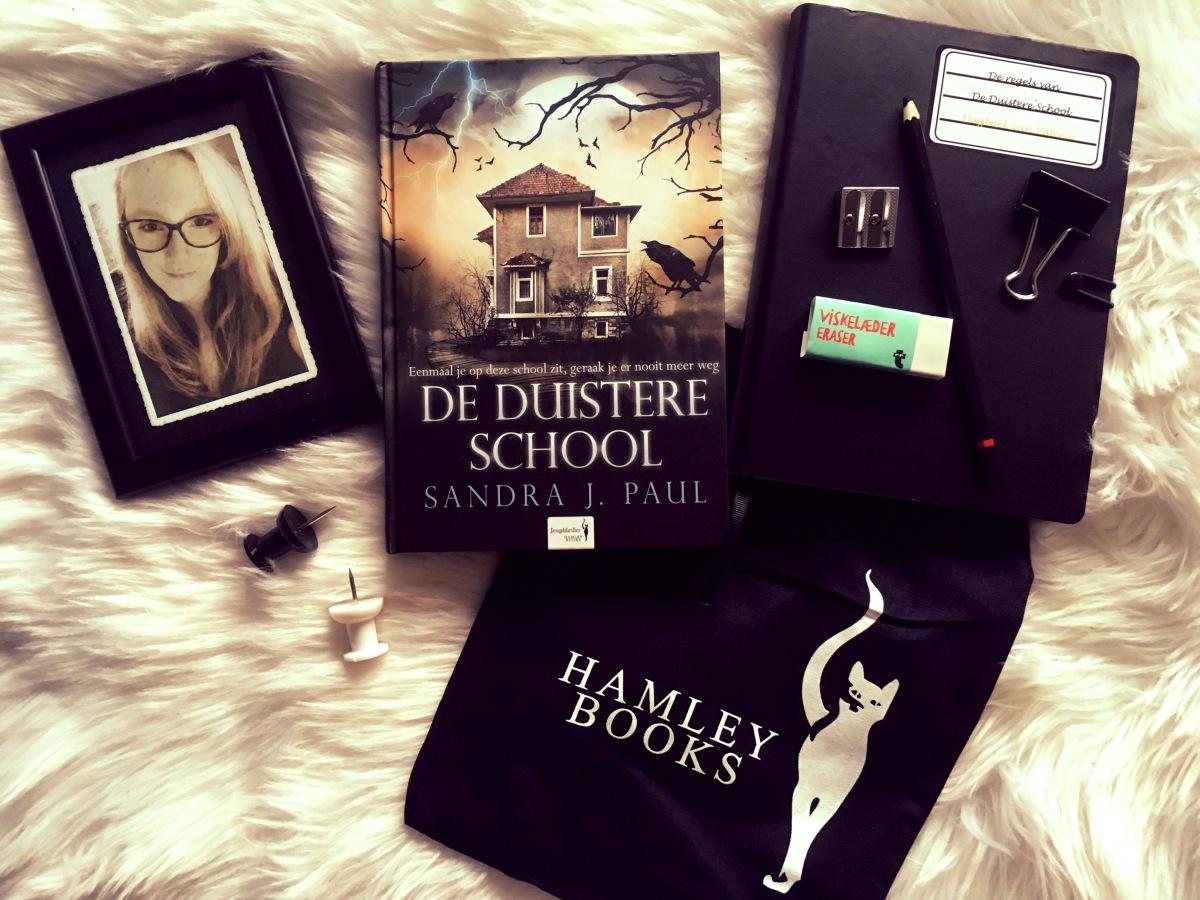 De Duistere School – Sandra J.Paul