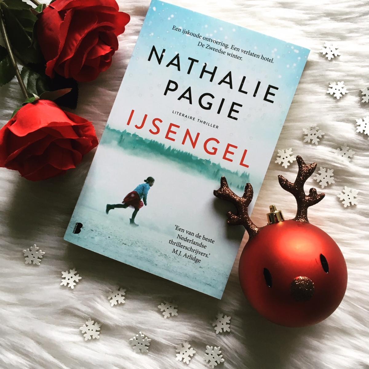 IJsengel – NathaliePagie