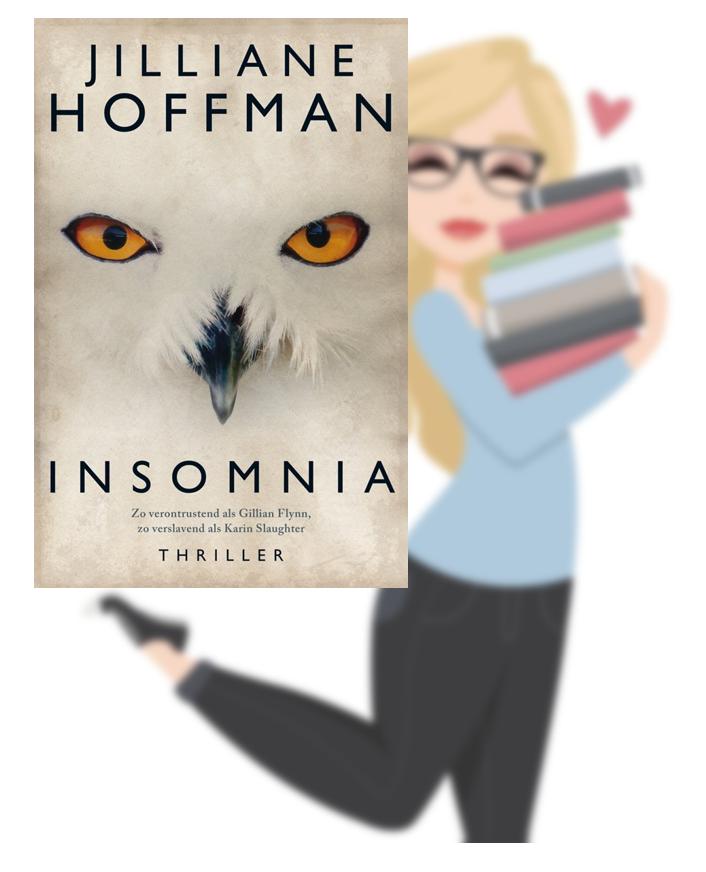 Insomnia – Jilliane Hoffman(Valérie)