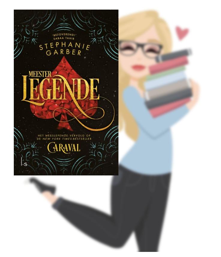 Meester legende – StephanieGarber