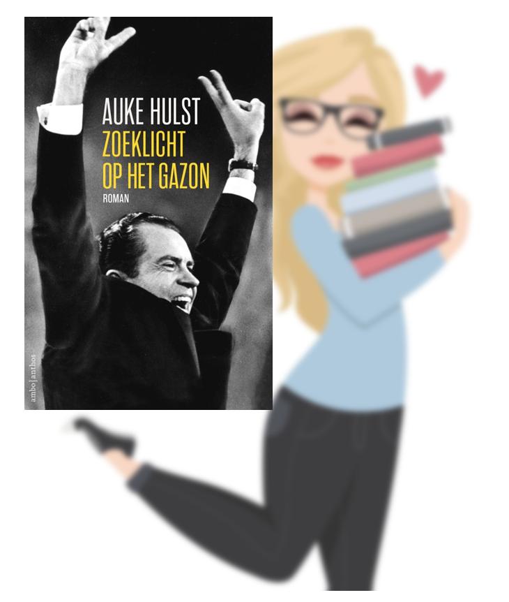 Zoeklicht op het gazon – Auke Hulst(Marloes)