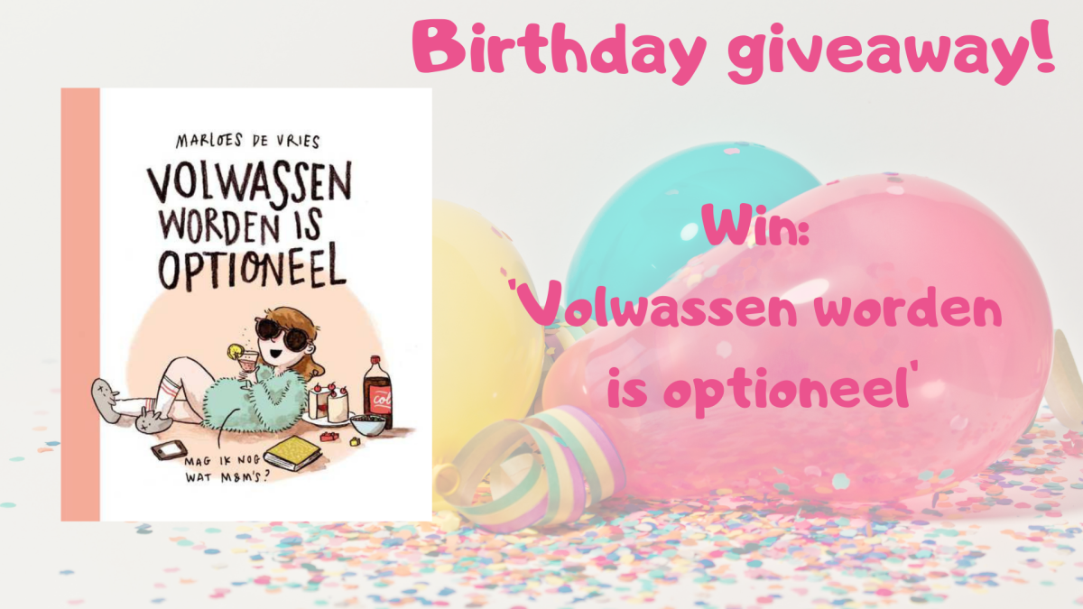WIN: Volwassen worden is optioneel