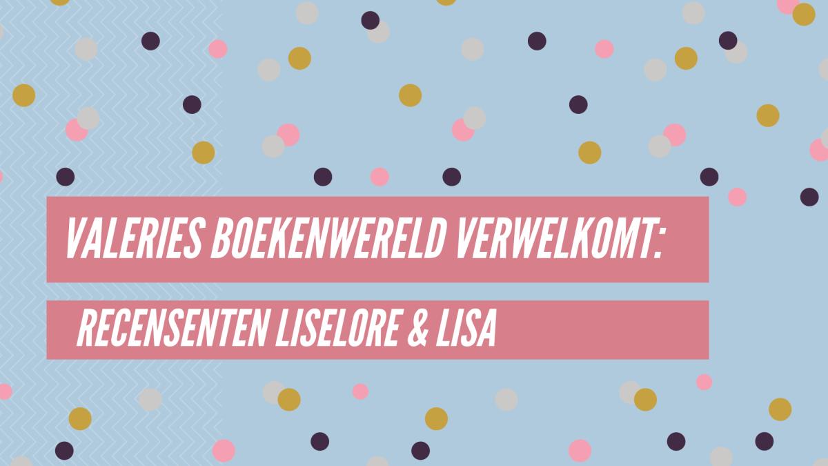 Nieuwe recensenten bij ValeriesBoekenwereld!