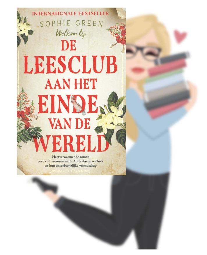 De leesclub aan het einde van de wereld – Sophie Green(Lisa)
