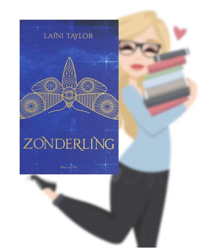 Zonderling – Laini Taylor(Lisa)