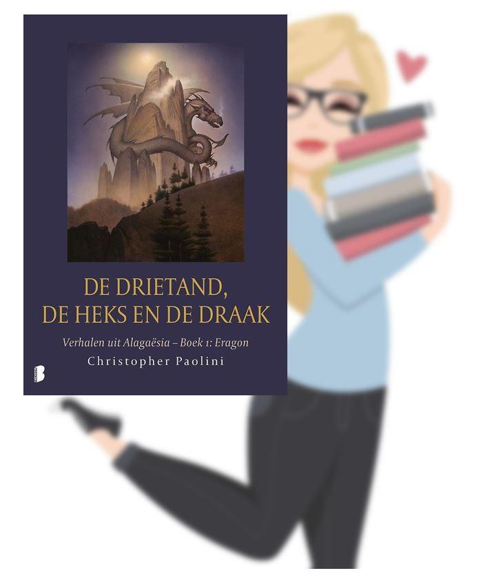 De drietand, de heks en de draak – Christopher Paolini(Valérie)