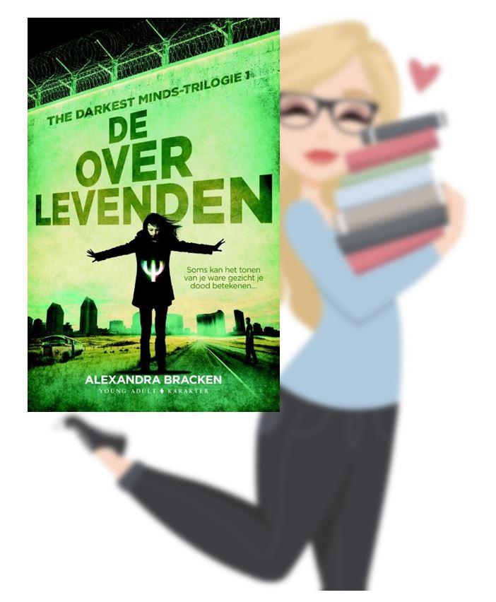 The Darkest Minds: De overlevenden – Alexandra Bracken(Liselore)