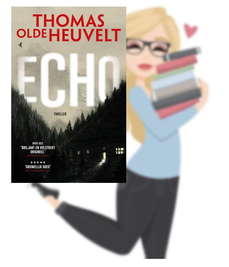 Echo – Thomas Olde Heuvelt (Marloes)