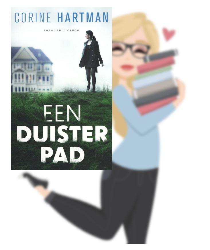 Een duister pad – Corine Hartman(Lisa)
