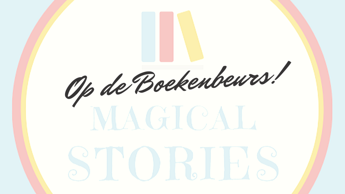 Magical Stories op de Boekenbeurs!