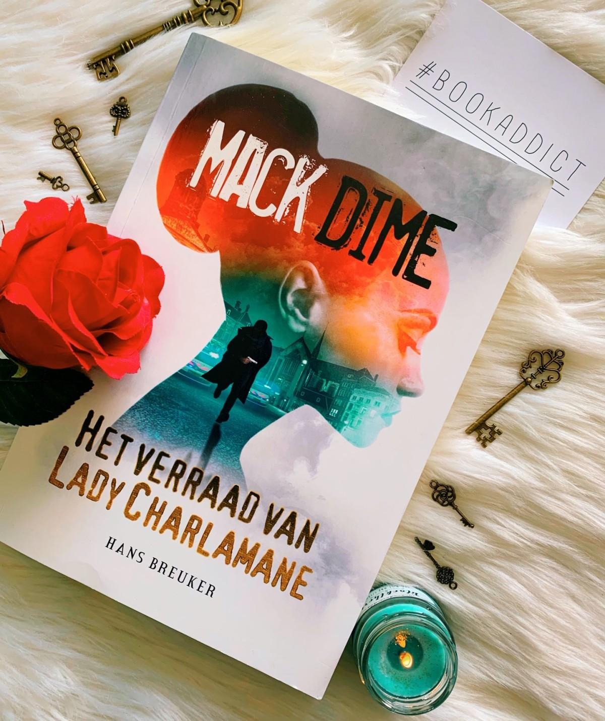Mack Dime: het verraad van LadyCharlamane