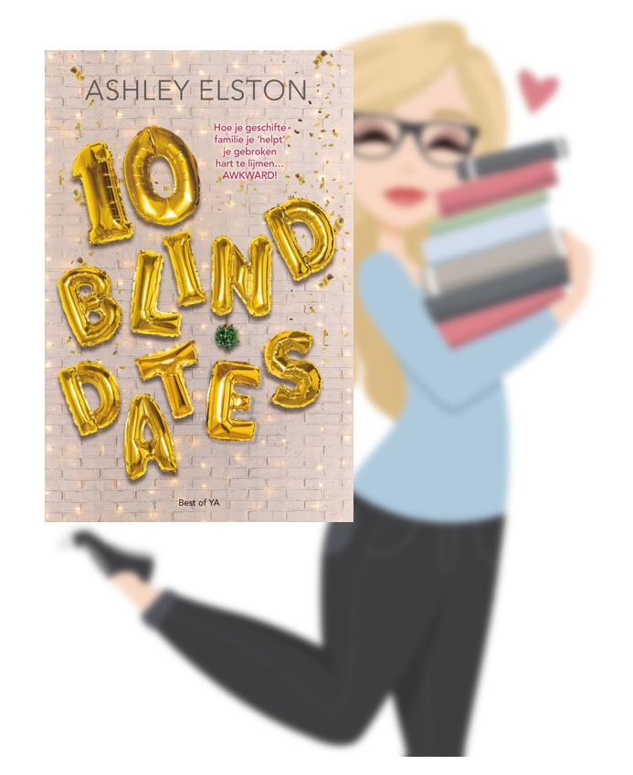10 blind dates – Ashley Elston(Lisa)