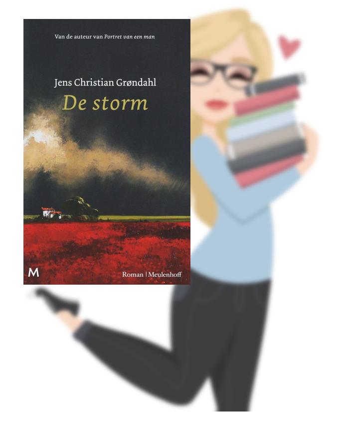 De storm – Jens Christian Grøndahl(Marloes)