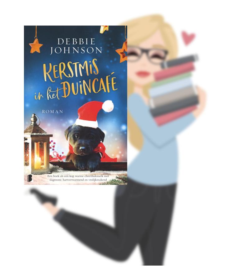 Kerstmis in het duincafé – Debbie Johnson(Valérie)