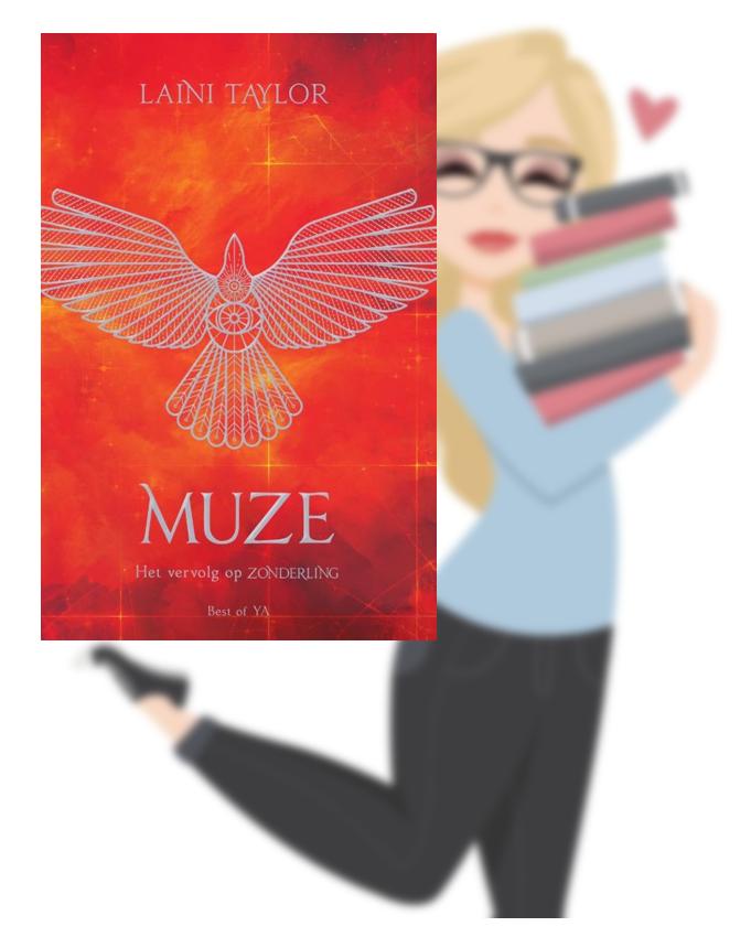 Muze – Laini Taylor(Lisa)