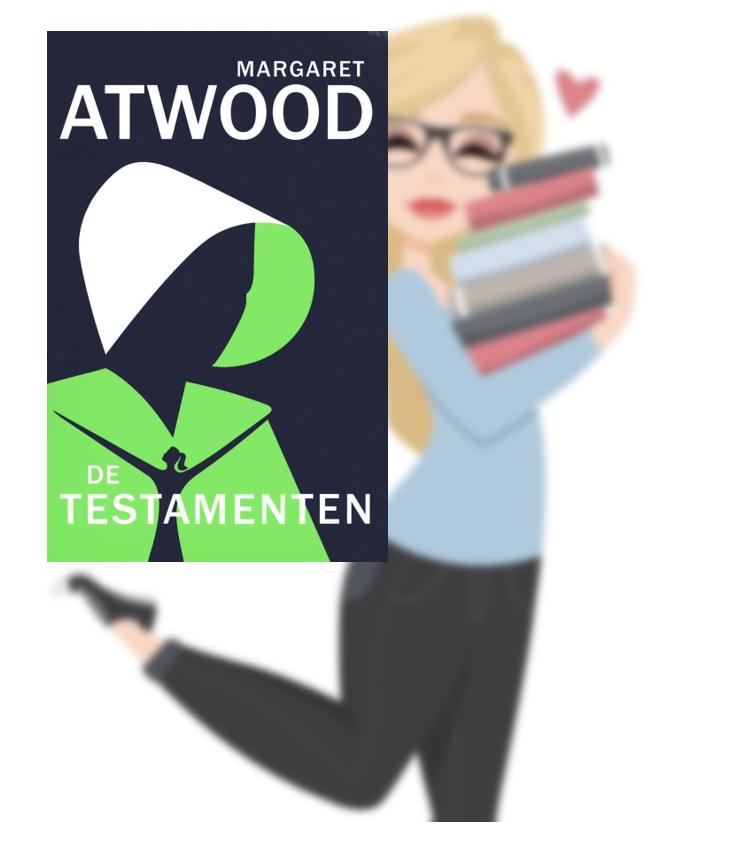 De testamenten – Margaret Atwood(Lisa)