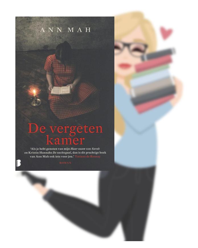 De vergeten kamer – Ann Mah(Valérie)