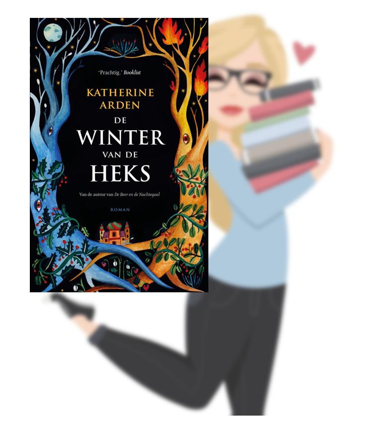 De winter van de heks – Katherine Arden(Lisa)