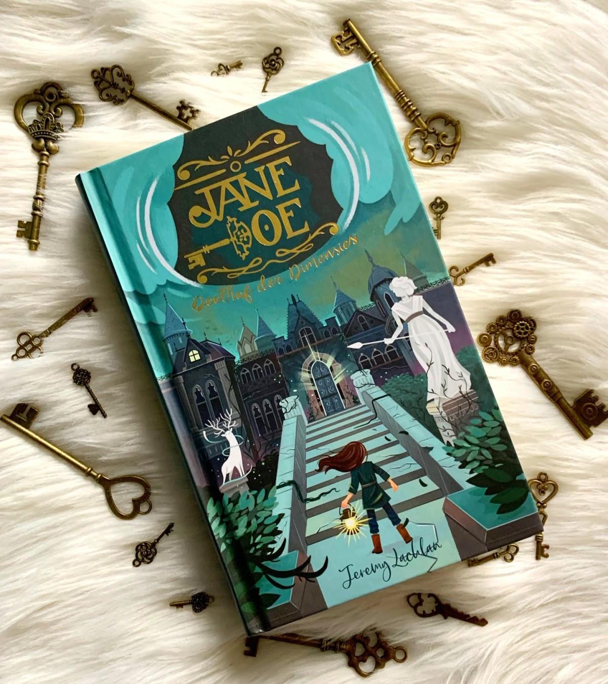 Jane Doe: Doolhof der dimensies – JeremyLachlan