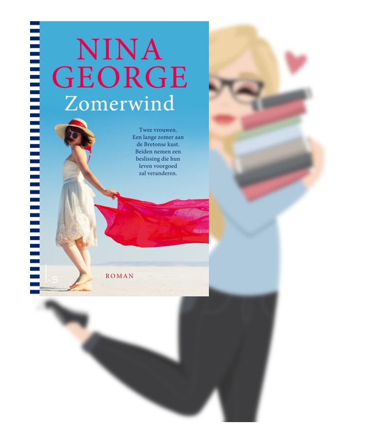 Zomerwind – Nina George(Valérie)